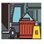 نقل وتخزين الآثاث