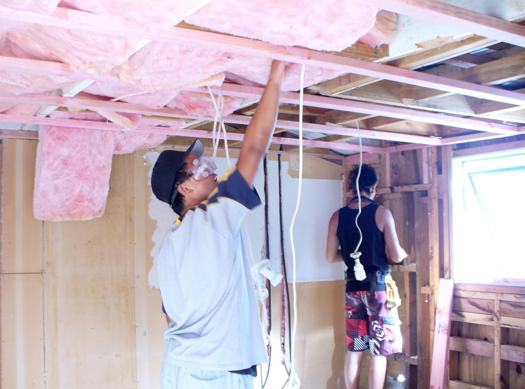 شركة ترميم و صيانة منازل بالرياض