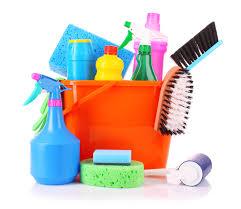 كيفيه تنظيف البيت في دقائق معدودة